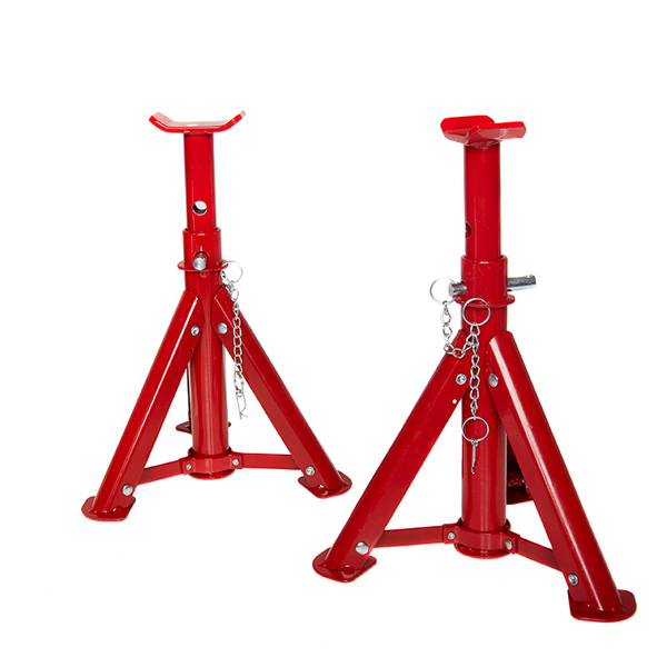 MasterPro 2Ton Folding Axle Stand (Pair) TUV and GS approved