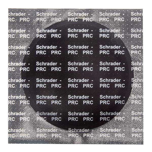 Schrader Inner tube patch 80mm - Qty 30