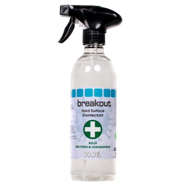 Multi-surface Antibacterial Spray 500ml