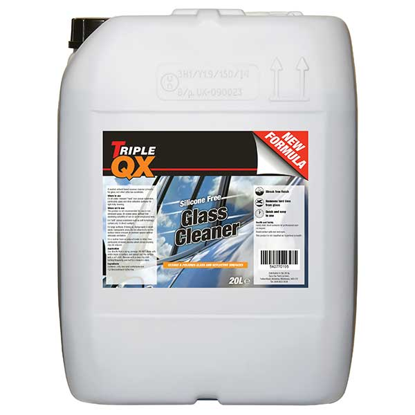 TRIPLE QX Glass Cleaner 20Ltr