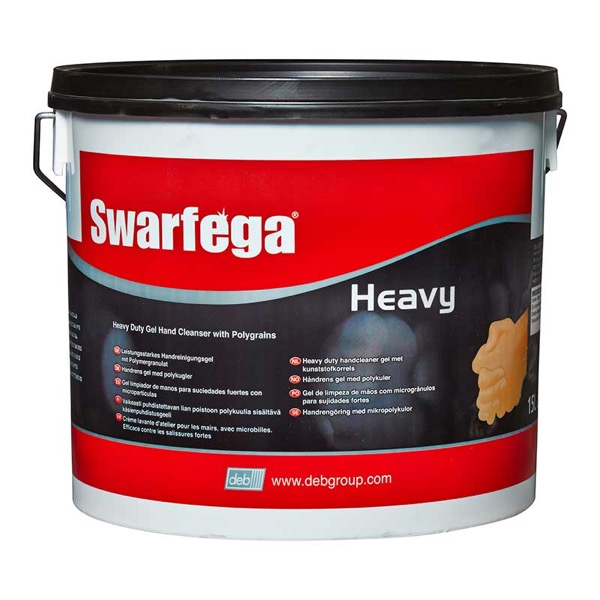 Swarfega Heavy Duty Hand Cleaner 12.5Kg Trade Tub