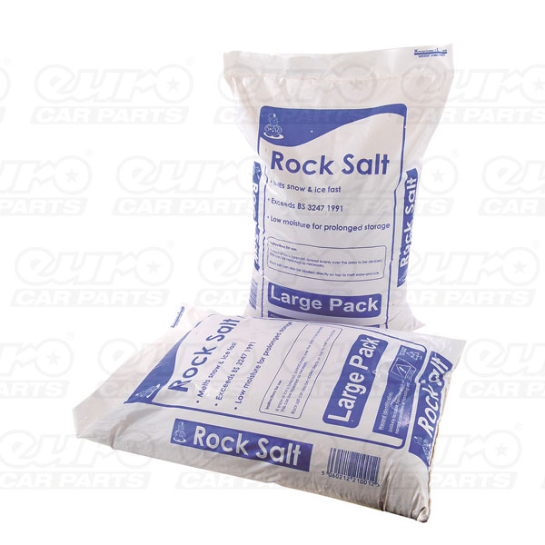 Euro Car Parts Red Rock Salt 25kg