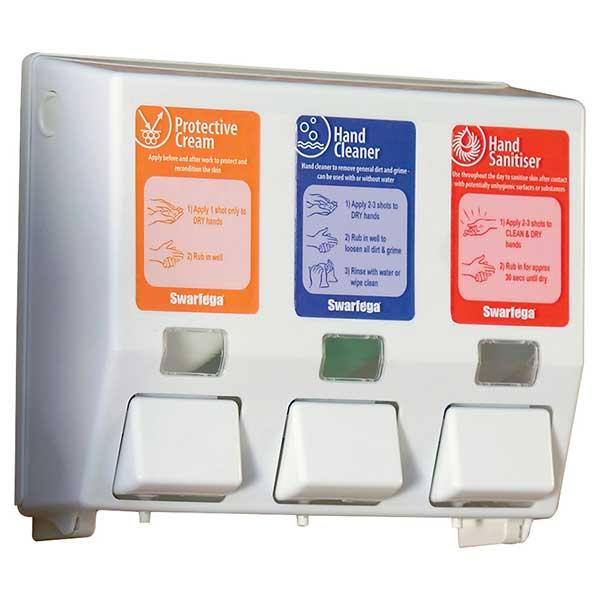 Swarfega Van Cradle Skin Safety Center