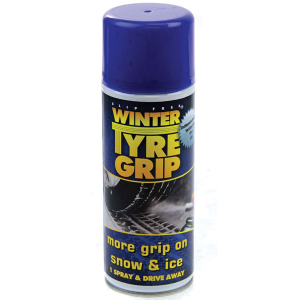 Euro Car Parts Winter Tyre Grip 400ml