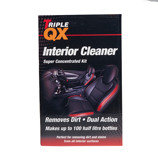 TRIPLE QX Super Concentrated Interior Cleaner 1ltr + Trigger Bottle