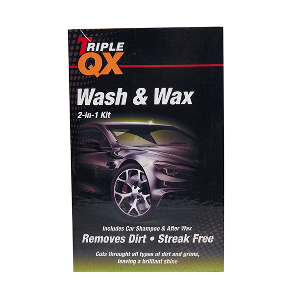 Super Concentrated Wash & Wax 1ltr + After Wax Spray
