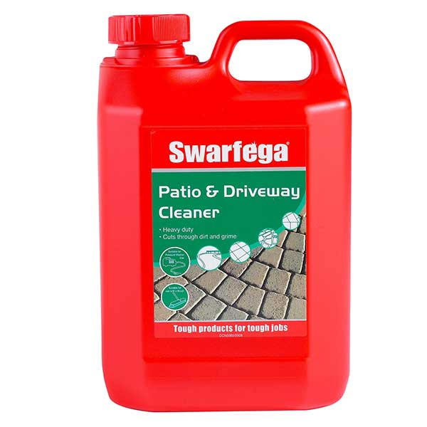 Swarfega Swarfega Patio and Driveway Cleaner 5Ltr