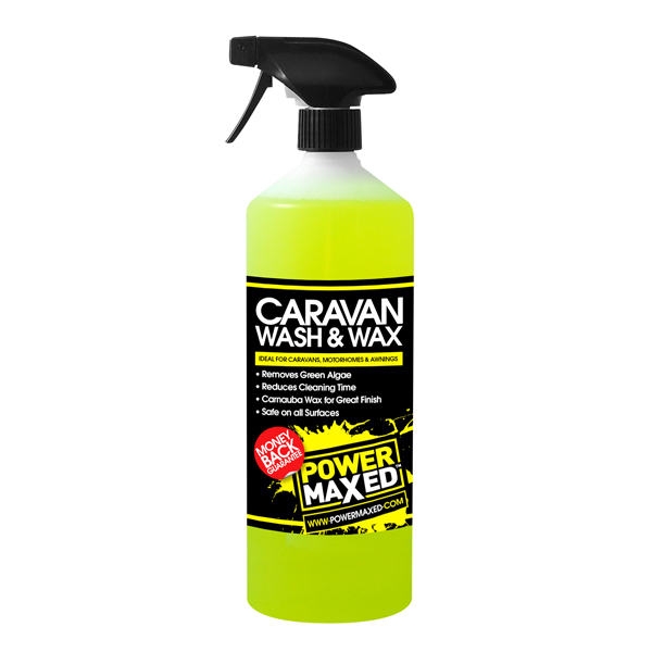 Power Maxed Caravan Wash - 1Ltr