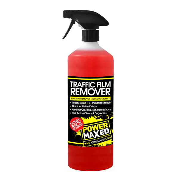 Power Maxed Traffic Film Remover RTU 1Ltr