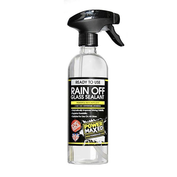 Power Maxed Rain Off Glass Sealant - 500ml