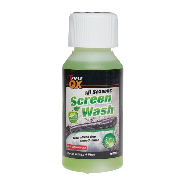 TRIPLE QX Apple Screenwash Shot 100ml