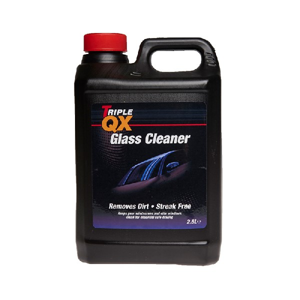 TRIPLE QX Glass Cleaner - 2.5ltr