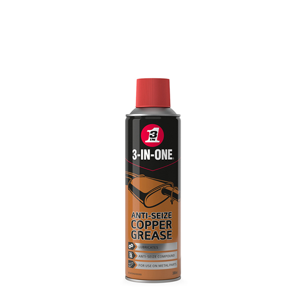 3 in One Copper Grease 300ml