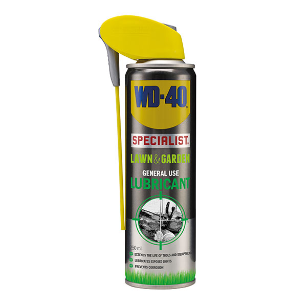WD-40 Lawn and Garden Lubricant 250ml