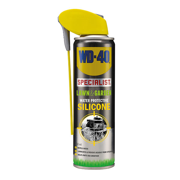 WD-40 Lawn and Garden Silicone 250ml