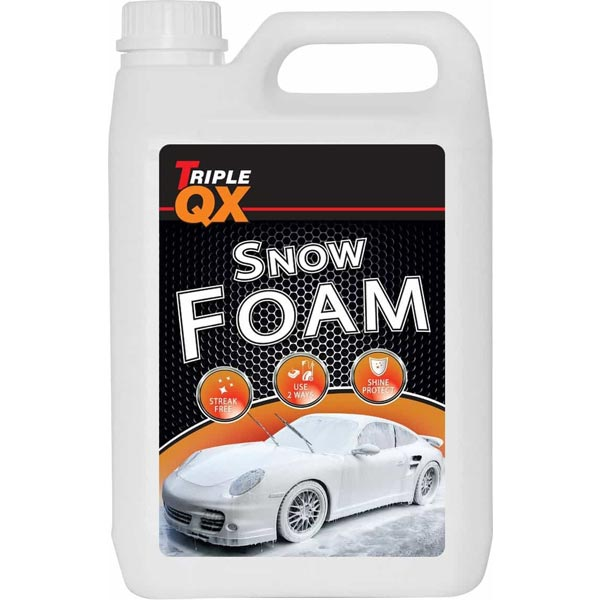 TRIPLE QX 5L Snow Foam