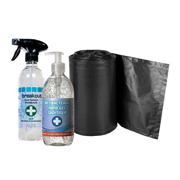 Coronavirus Protection Kit