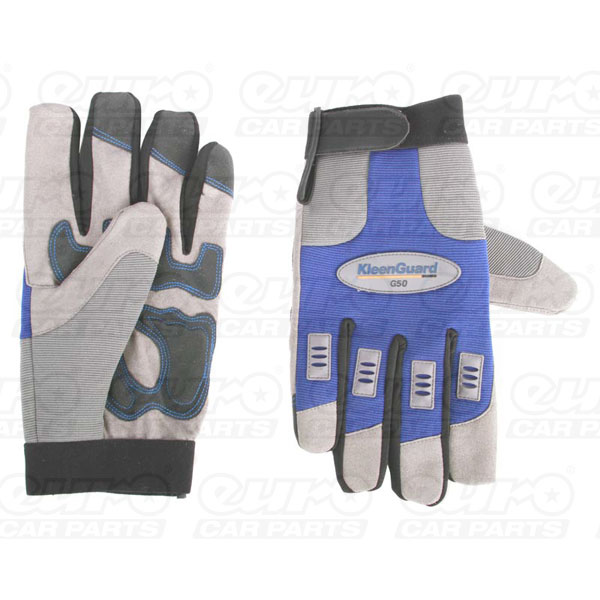 G50 Reinforced Gloves Extra Protection - Extra Large