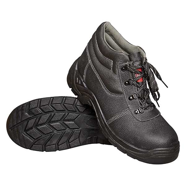 Euro Car Parts Safety Shoes Size 10