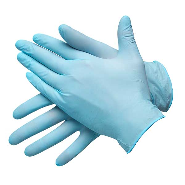 G10 Blue Nitrile Gloves S Box Of 100