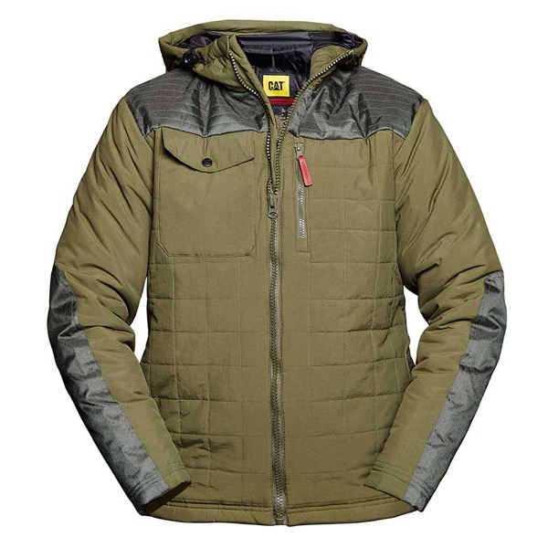 Highline Jacket Olive - Medium