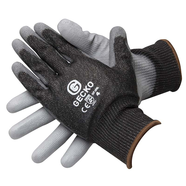 Gecko Gecko Cut Resistant Gloves (Pair) - Size 8 Medium