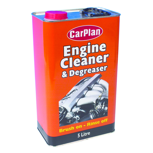 Carplan Tetroclean Engine Cleaner 5Ltr