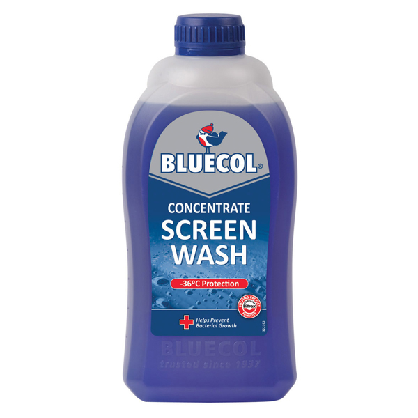 Bluecol 3 in 1 Concentrated Screenwash 1L
