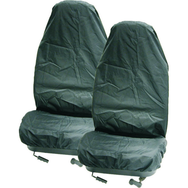 Carpoint Water Proof Seat Cover Pair