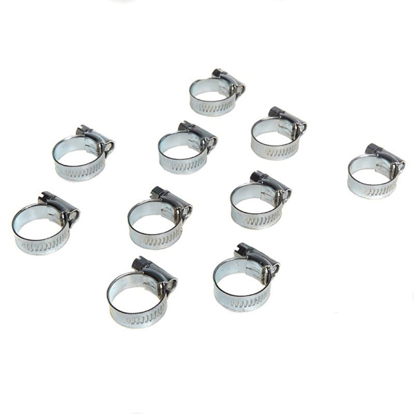 Euro Car Parts Hose Clips OO 13-20mm Qty10