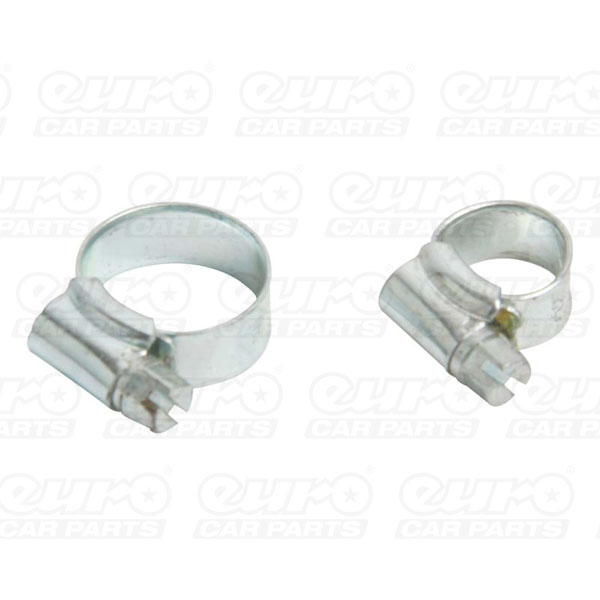 Euro Car Parts Hose Clips O 14-22mm Qty10