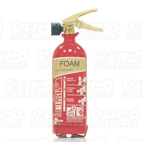 Euro Car Parts Afff Foam Fire Extinguisher 2Ltr