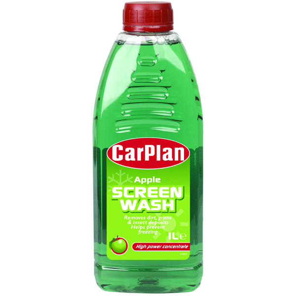 Carplan Apple Fragranced Screenwash Concentrated 1ltr