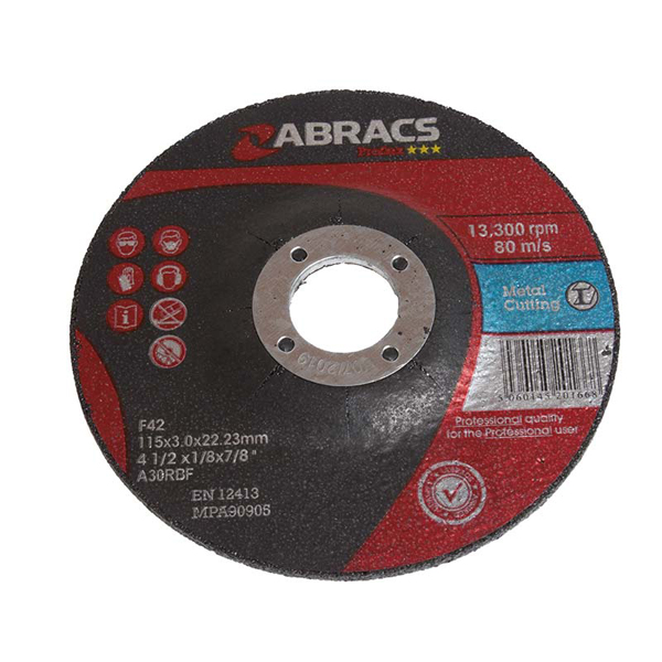 Proflex 115mm x 3.0mm x 22mm (Cutting)