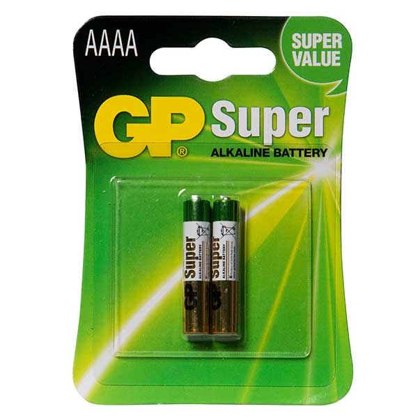 Maxell AAAA Battery Pack of 2
