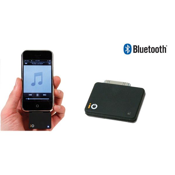 IO iPod / iPhone Streaming Bluetooth Adapter