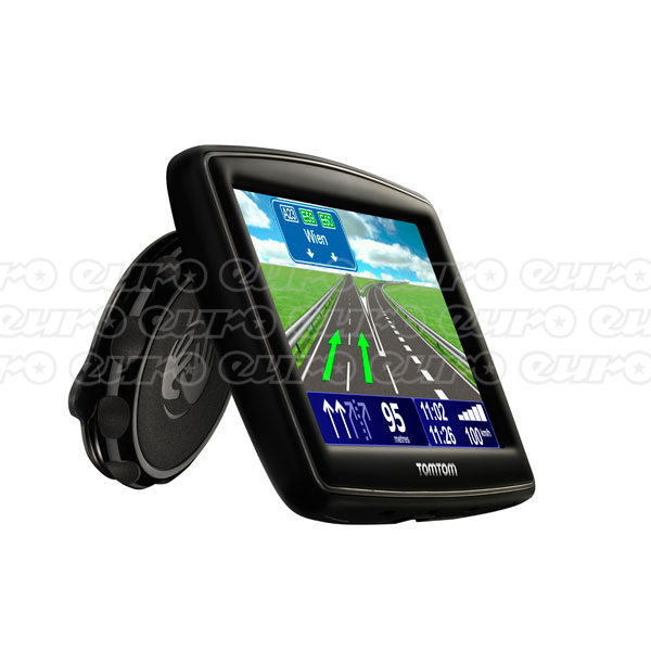 TomTom XL Sat Nav v2 IQ Routes - UK & ROI