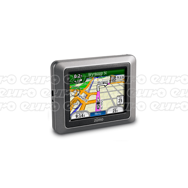 Garmin Zumo 220 Motorcycle Sat Nav - UK, ROI & Europe