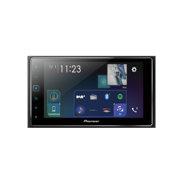 Pioneer SPH-DA130DAB Double Din Head Unit