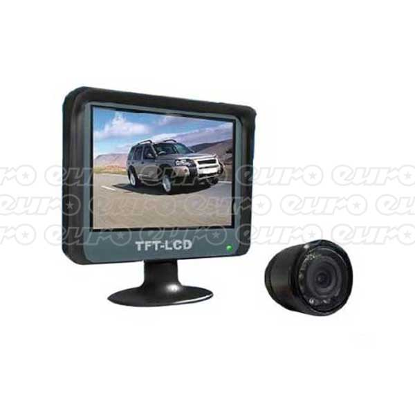 Pama Reversing System 3.5 TFT LCD Monitor With Infrared Camera