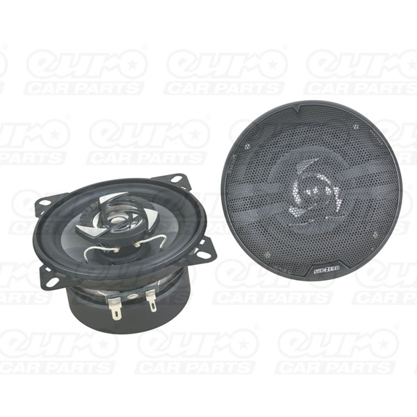 "Sub-Zero ICE 4"" Coaxial 150 Watt speakers"