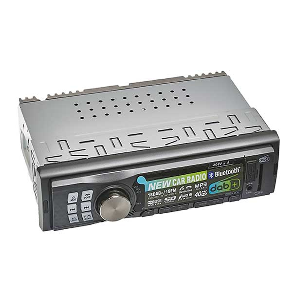 Muse Car Radio With DAB+/FM Bluetooth & Usb/Sd Including DAB+ Aerial