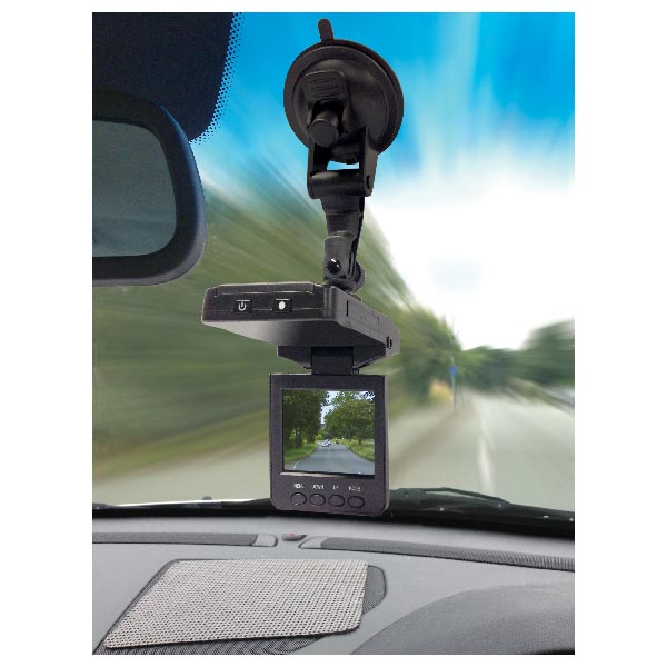 Streetwize 2.5inch Screen Compact in-car Digital Video Recorder