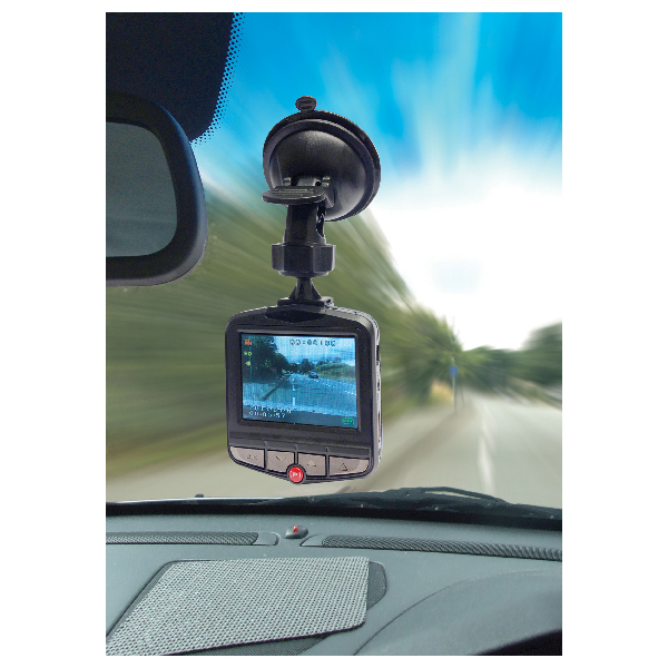 Streetwize 2.2 inch Screen Compact in-car Digital Video Recorder