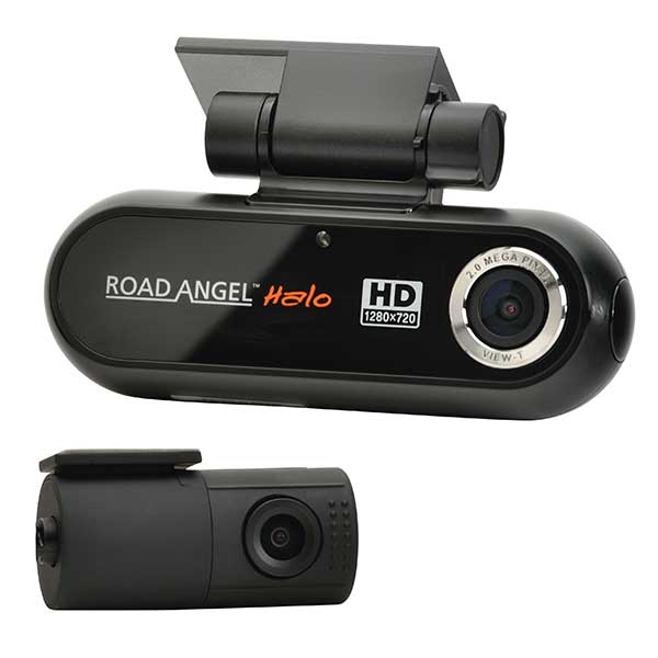 Road Angel Halo Dash Cam System