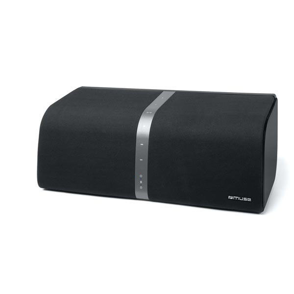 Muse Home Bluetooth Speakers With Capacitive Touch Keys