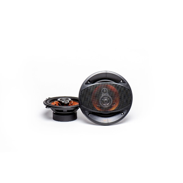"Juice 13CM (5-1/4"") 3 Way Coaxial Speakers 160W"
