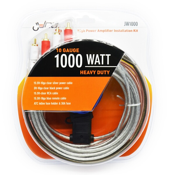 Juice 10g Amp Wiring Kit 30a Fuse Euro Car Parts Ie