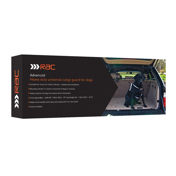 RAC Heavy Duty Universal Cargo Guard