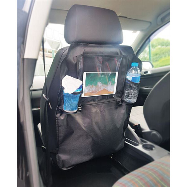 Streetwize Back Seat Organiser with Kick Mat